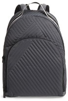 KENDALL + KYLIE Jo Quilted Nylon Backpack - Grey