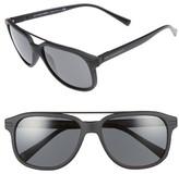 Burberry Women's 57Mm Sunglasses - Light Havana