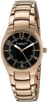 Stuhrling Original Women's Classic Ascot Regalia Swiss Quartz Ultra Slim Dial Watch112L.12441