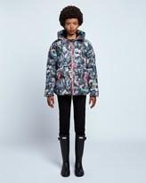 Hunter LtdHunter Women's Original Printed A-Line Puffer Jacket