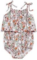 Bardot Junior Girls' Layered-Look Frill Bunny Bodysuit - Baby