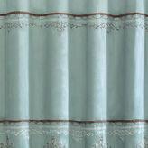 Madison Park Brussel Medallion Shower Curtain