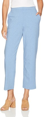 Alfred Dunner Women's Long Weekend Petite Proportioned Short Pant