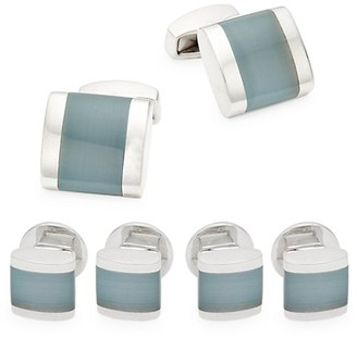 Tateossian 3-Pair Cufflinks
