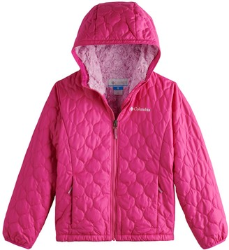Columbia Girls 4-16 Bella Plush Jacket