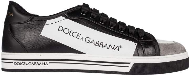 Dolce & Gabbana Paneled Sneakers