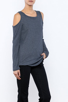 Entro Grey Thermal Tunic