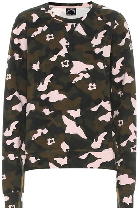 The Upside Bondi camouflage top