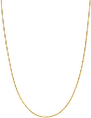 Electric Picks Boa Chain Necklace