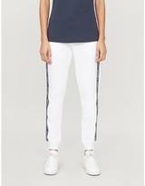 Tommy Hilfiger Authentic logo-trimmed cotton-jersey jogging bottoms