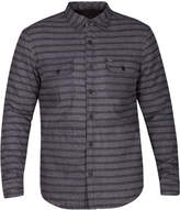 Hurley Men's Dispatch Stripe Shirt Jacket