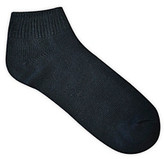 """Planet Earth I Luv Men's Athletic/Casual 5"""" Ankle-Length Bamboo Sock"""