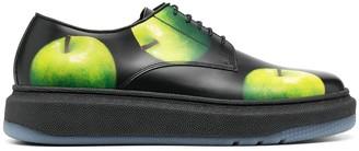 Paul Smith Apple Print Sneakers