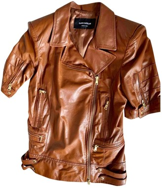Flavio Castellani Leather Leather Jacket for Women