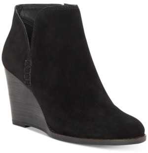 Lucky Brand Yimme Booties Women's Shoes