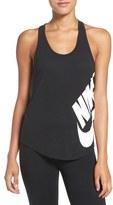 Nike Women's Logo Racerback Tank