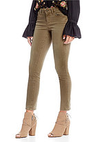 Jessica Simpson Forever Roll-Cuff Skinny Jeans