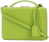 Mark Cross crossbody satchel - women - Calf Leather - One Size