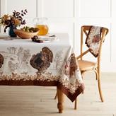 Williams-Sonoma Plymouth Turkey Tablecloth
