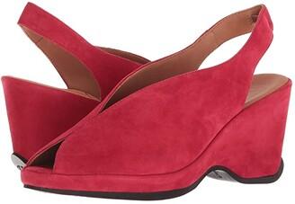 L'Amour Des Pieds Odetta (Black Sheep Nappa) Women's Sandals
