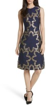 Ted Baker Women's Kyoto Fit & Flare Dress