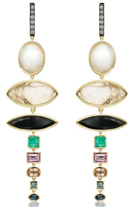 Sorellina Marquise Drop Earrings