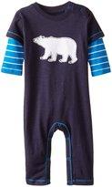 Hatley Graphic Romper (Baby) - Polar Bear-3-6 Months