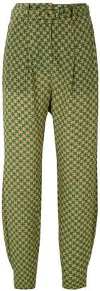 Nk silk Chains Jana trousers