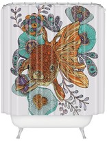 DENY Designs Little Fish Shower Curtain