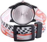 Disney Princess Disney Lightning McQueen Cars Kids Multicolor Plastic Strap Watch