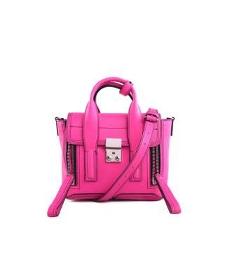 3.1 Phillip Lim Pashli Pink Leather Handbags