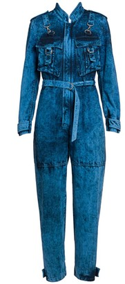 Stella McCartney Galaxy Organic Denim Jumpsuit