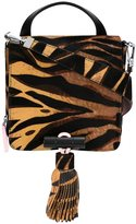 Kenzo 'Sailor' tote - women - Leather/Calf Hair - One Size
