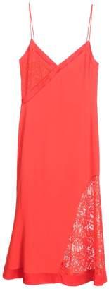 David Koma 3/4 length dresses
