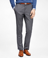 Brooks Brothers Micro Check Suit Trousers