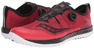 Saucony Switchback ISO (Red/Black) Men's Shoes