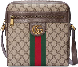 Gucci Ophidia GG Supreme Canvas Messenger Bag