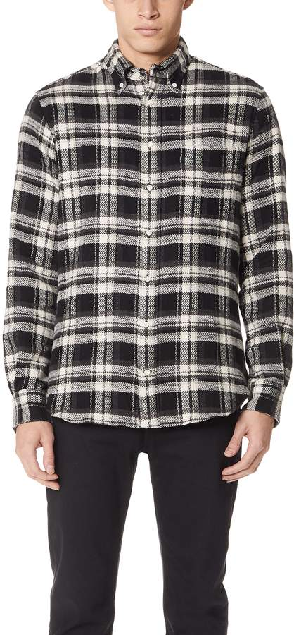 Gitman Brothers Colorado Flannel Shirt