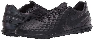 Nike Legend 8 Pro TF (Black/Black) Cleated Shoes