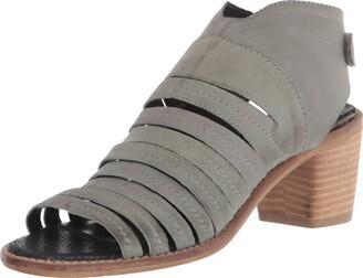 Sbicca Women's Ashtart Multi Strap Sandal Grey