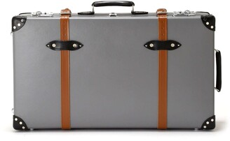 """Globe-trotter Globe Trotter Luggage X Todd Snyder 30"""" Suitcase in Grey"""