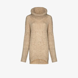 Isabel Marant Roll Neck wool sweater