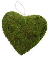 Lillian Rose Moss Hanging Heart