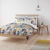 John Lewis Scandi Astrid Print Cotton Duvet Cover and Pillowcase Set