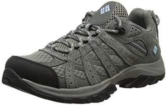 Columbia Women's CANYON POINT Hiking Shoes, Grey (Stratus, Oxygen), 42 EU