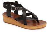 Lucky Brand Women's Hadinas Wedge Sandal
