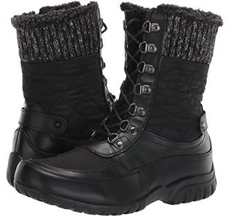 Propet Delaney Frost (Black) Women's Boots