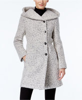 Cole Haan Asymmetrical Shawl-Collar Walker Coat