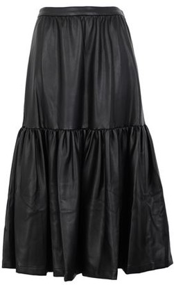 STAUD 3/4 length skirt