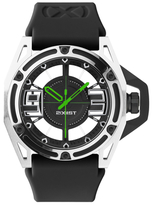 2xist The NYC Watch Polished Steel Watch, 46mm